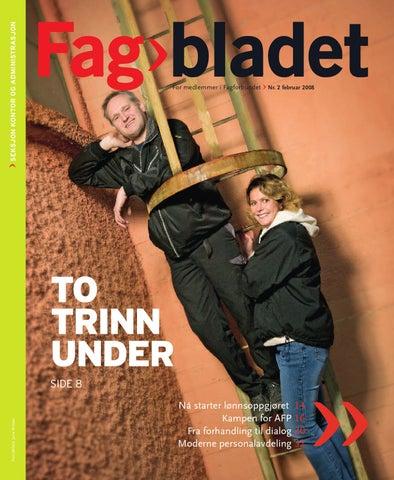 39d24efb Fagbladet 2008 02 - KON by Fagbladet - issuu