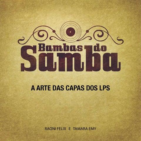 34142bb42e8 Bambas do Samba by Raoni Felix - issuu