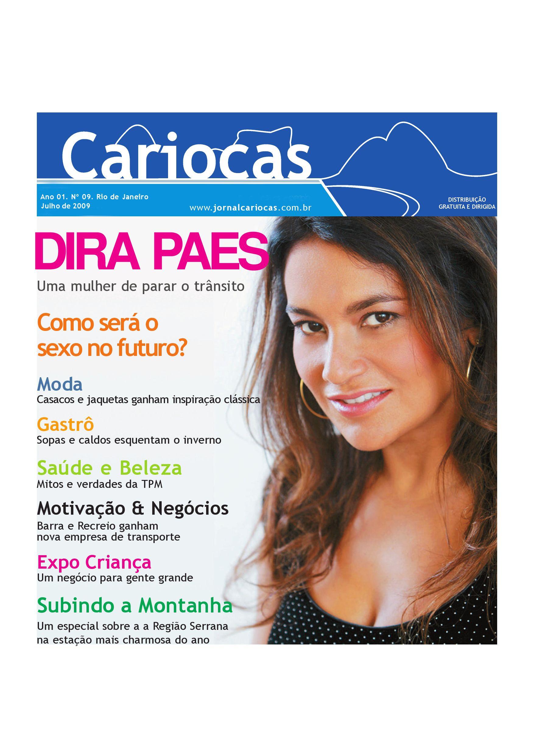 17450a255 Jornal Cariocas - 9ª Edição by João Márcio Dias de Alencar - issuu