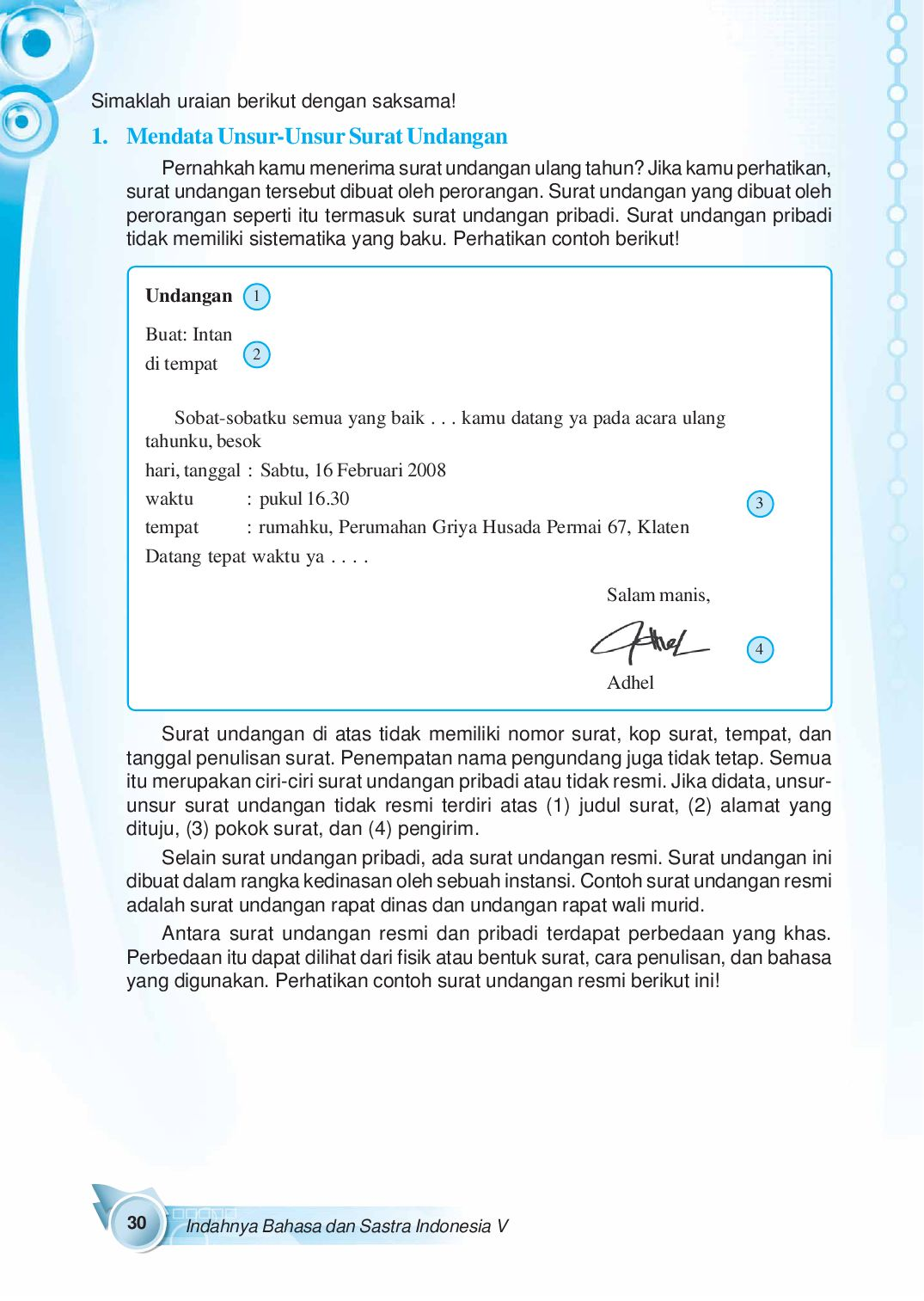 Kelas05indahnya Bahasa Dan Sastra Indonesiasuyatno Ekarini