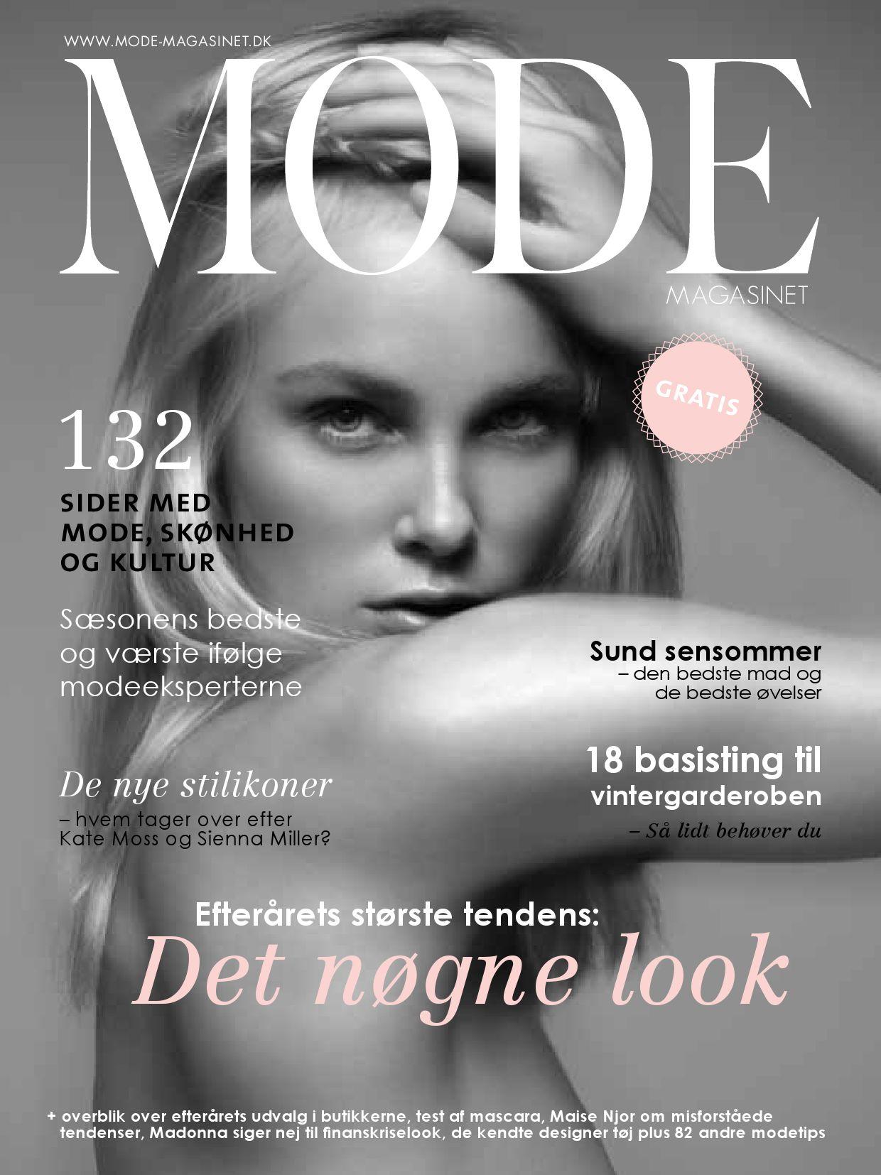 fc2a18f442bd ModeMagasinet august09 by Mathilde Holkenfeldt Behrendt - issuu