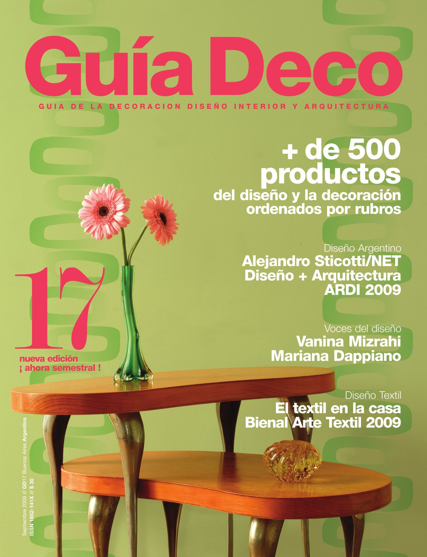 Guia Deco 17 by Patricia Perez - issuu
