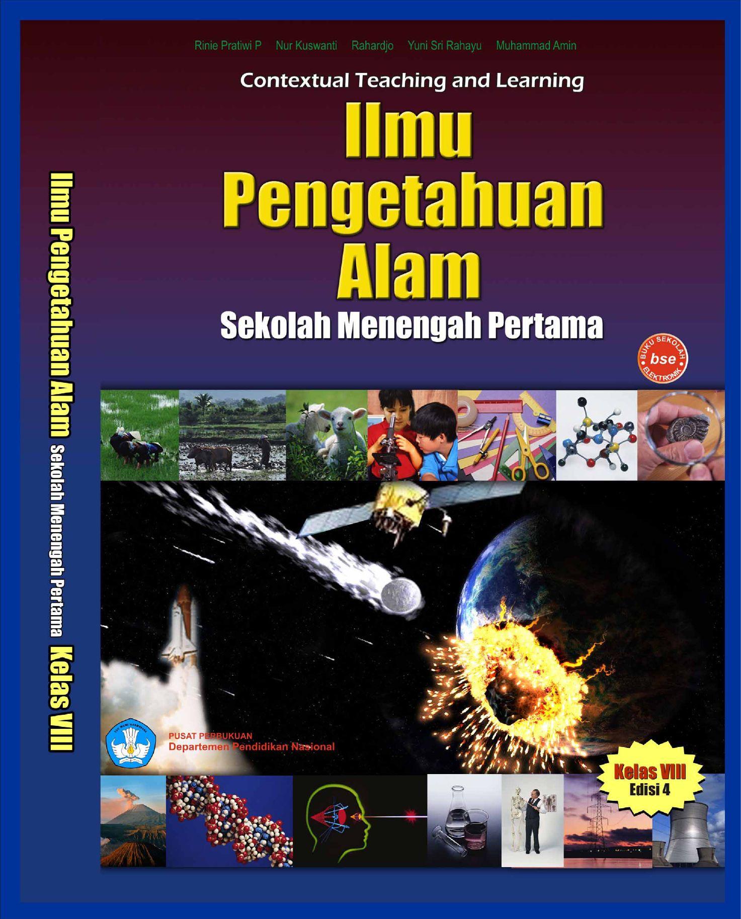 Kelas08 Ctl Ipa Rinie Nur Rahardjo Yuni Muhammad By S Van