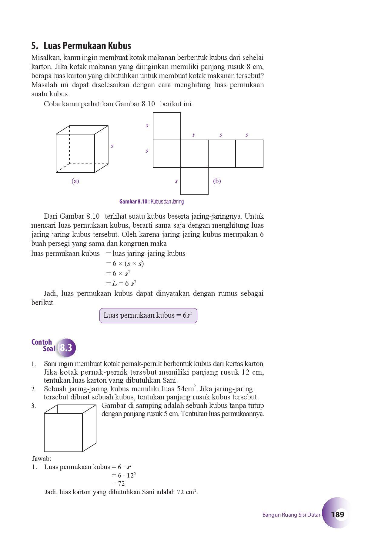Kelas08 Mudah Belajar Matematika Nuniek By S Van Selagan Issuu