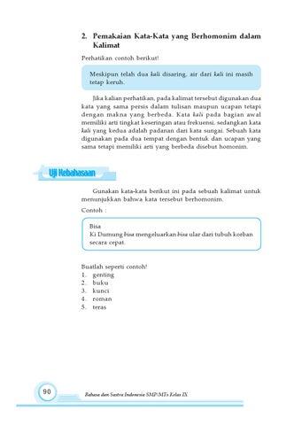 Kelas09 Bahasa Dan Sastra Indonesia 3 Maryati Sutopo By S Van