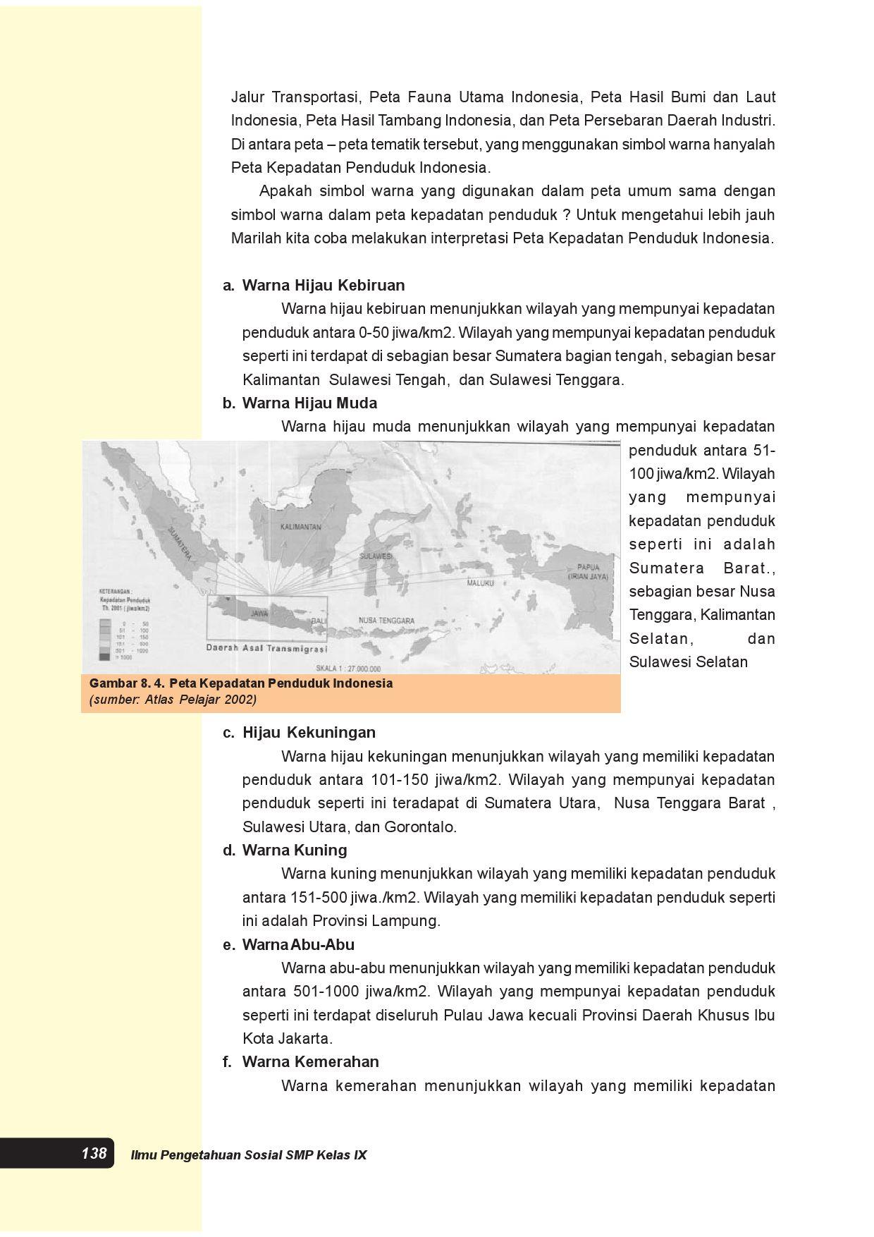 30+ Peta tematik persebaran hewan di indonesia terupdate