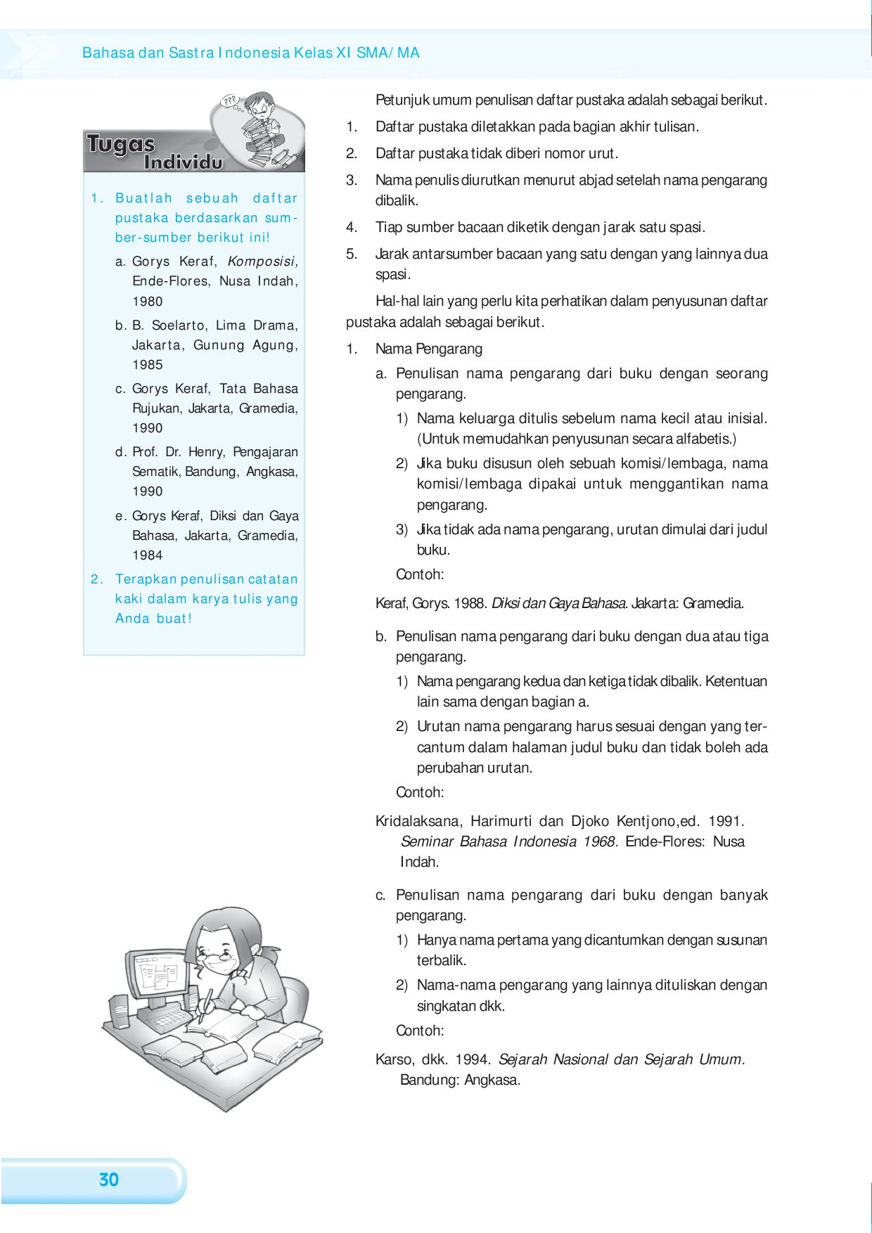 Kelas11 Bahasa Dan Sastra Indonesia Euis Michiel Florentina
