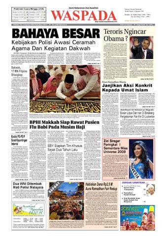 Siaran Minggu Waspada 23 Agustus by Harian Waspada - issuu ccfd205449
