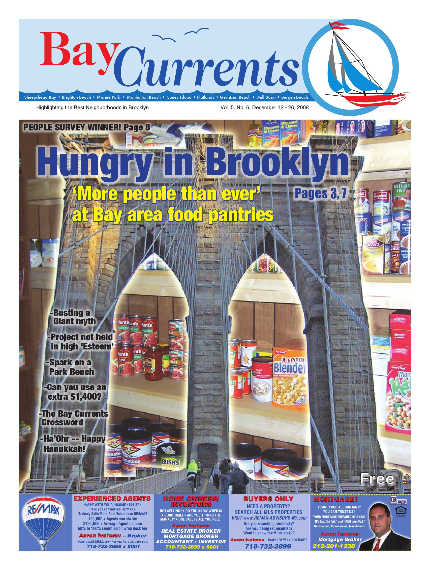 Volume 5 Issue 06 By Bay Currents Issuu