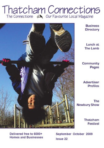 Thatcham Connections By Ursula Aitken