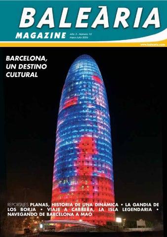 Baleària Magazine nº 10 by Baleària - issuu 35c45da59f6