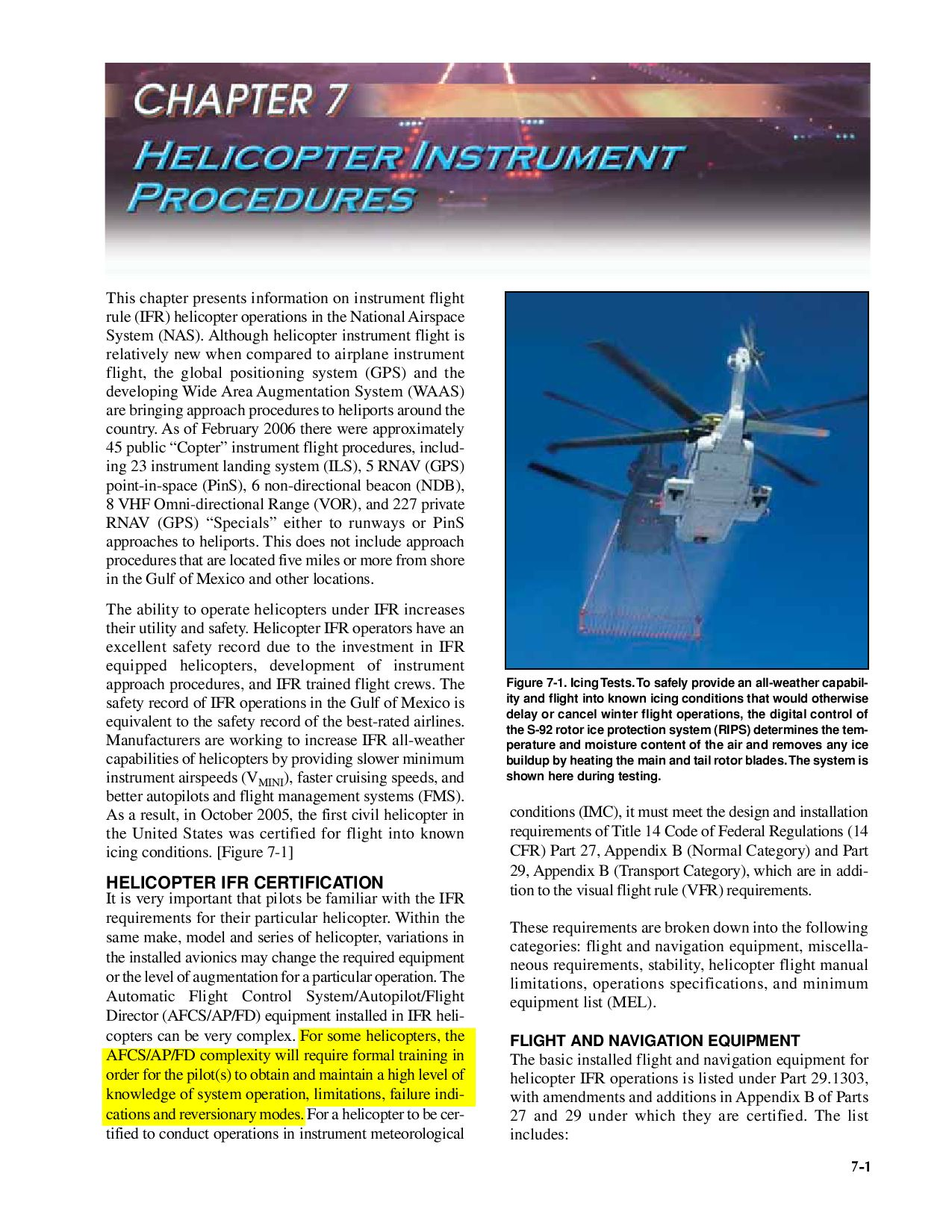FAA Helicopter Instrument Procedure by Roberto Gomez - issuu