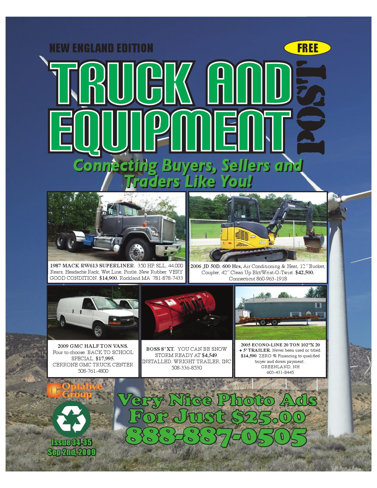 Truck And Equipment Post - Issue #34 - 35 by 1ClickAway - issuu