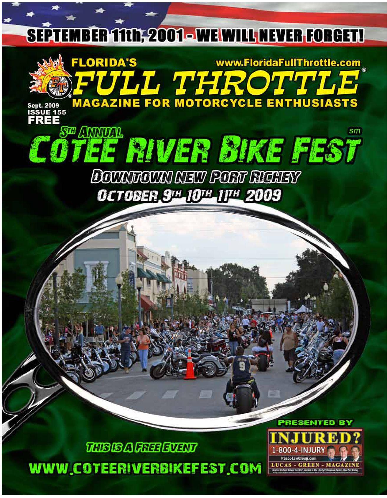 full throttle september 2009 by florida full throttle magazine issuu