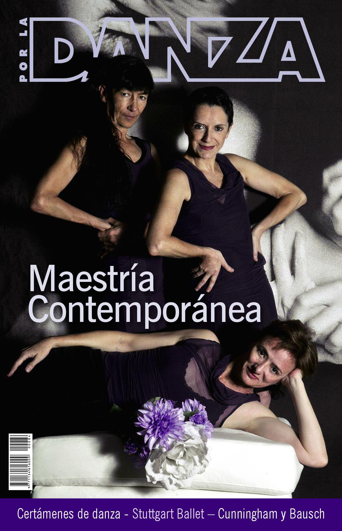 POR LA DANZA 84 by Revista Por la danza - issuu