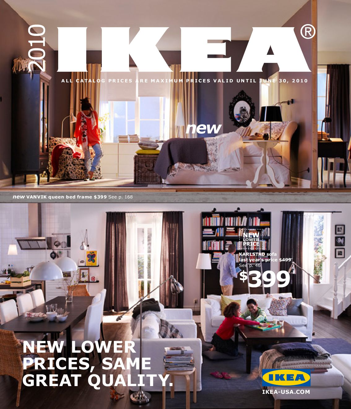 Ikea Catalog 2010 By Mansour