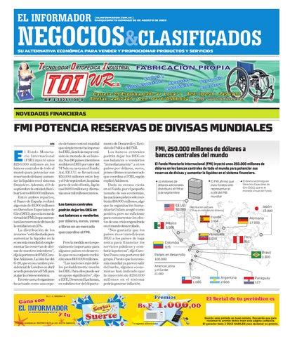 6d4ef04aae negocios y clasificados 2009.08.30 by El Informador - Diario online ...