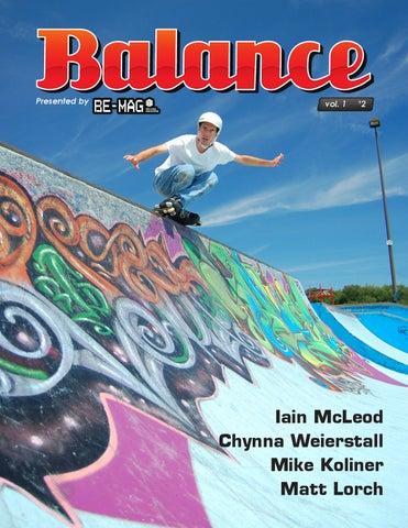 balance 2 - Skateboard Bank Beine