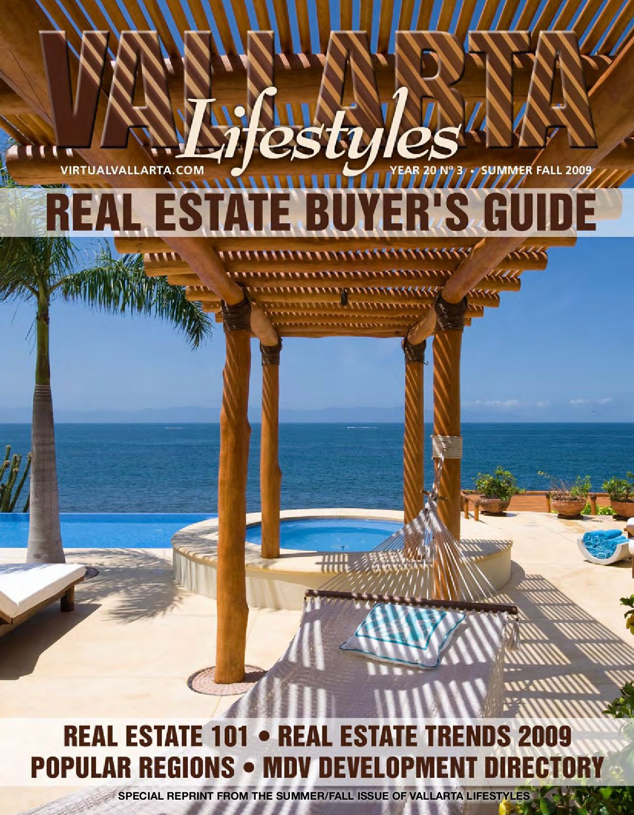 Vallarta Lifestyles Real Estate Guide 2009 By Vallarta Lifestyles  # Muebles Pitillal