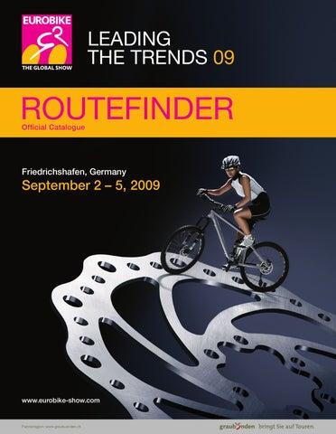 2a47a62fd6f EUROBIKE | Routefinder by Messe Friedrichshafen GmbH - issuu