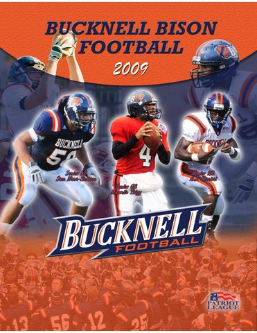 a037fbc82694 2009 Bucknell Football Media Guide by Bucknell University - issuu
