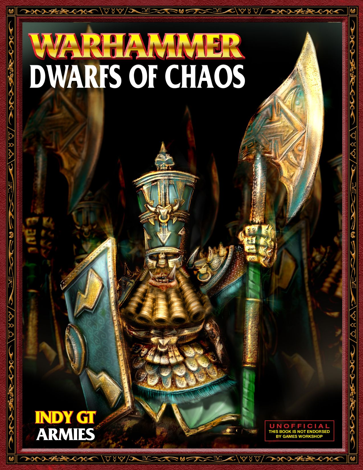 warriors of chaos 8th edition army book pdf