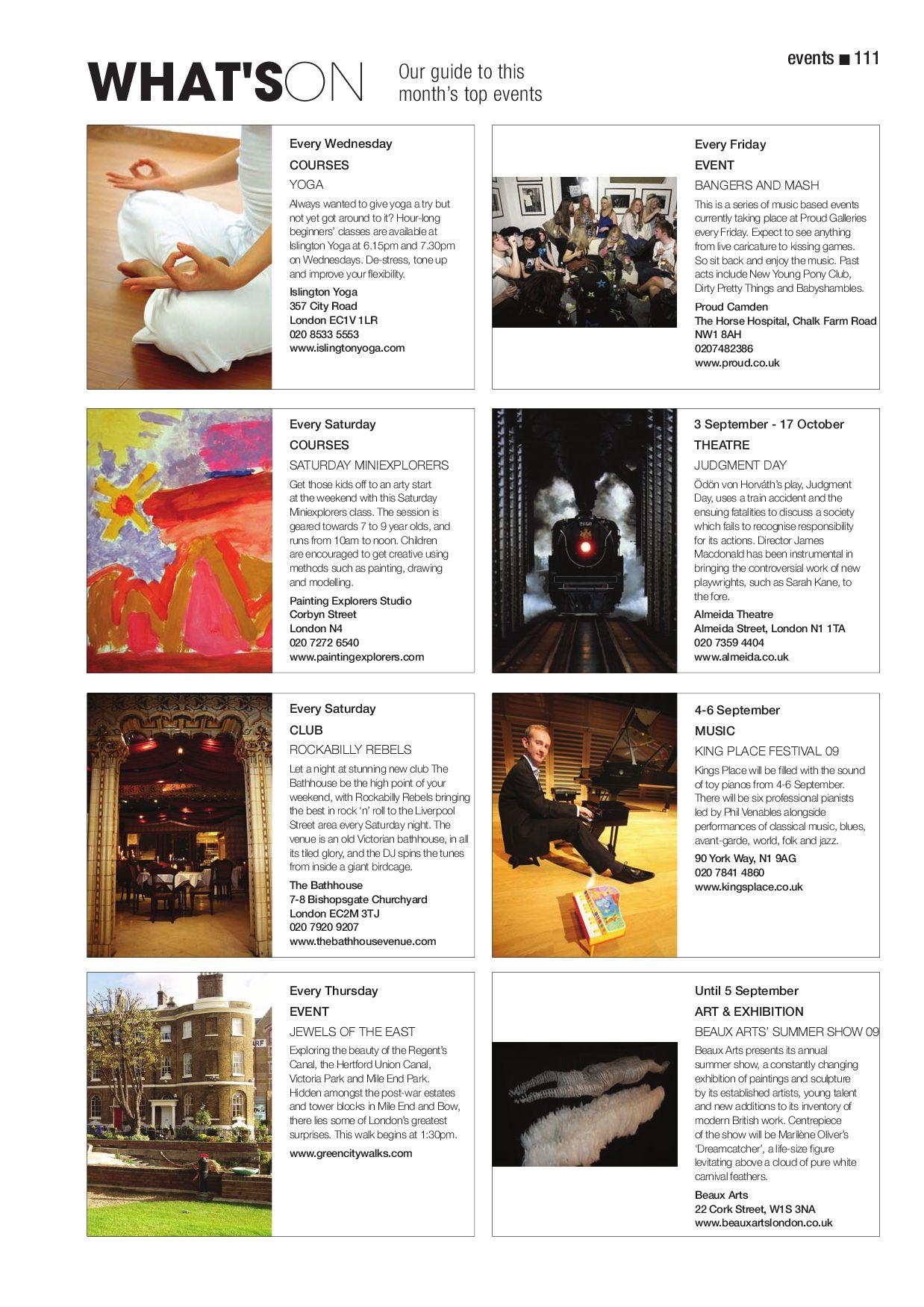 VICINITEE SEPT 09 by Runwild Media Group - issuu