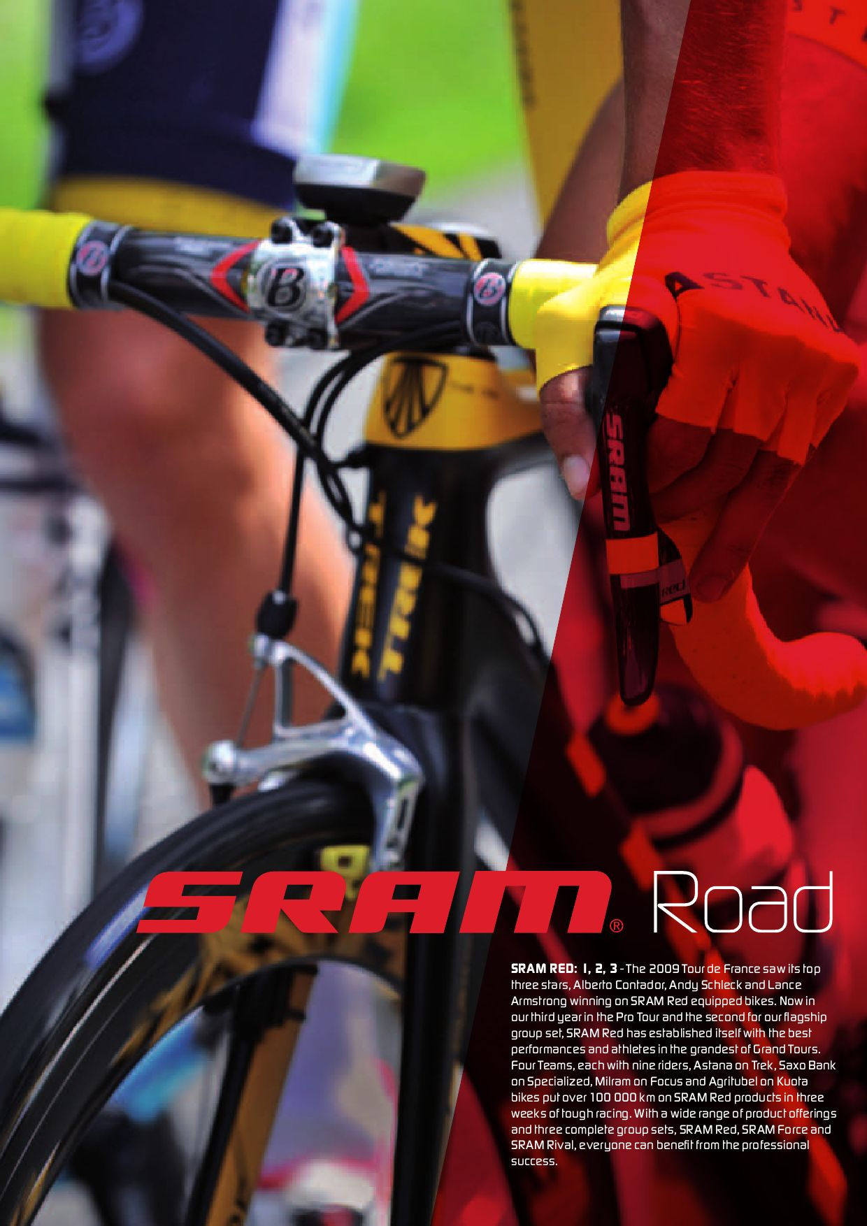 SRAM Red 13 EgroDynamic DoubleTap 10-speed Shifter//Brake Lever Left Hhand ONLY