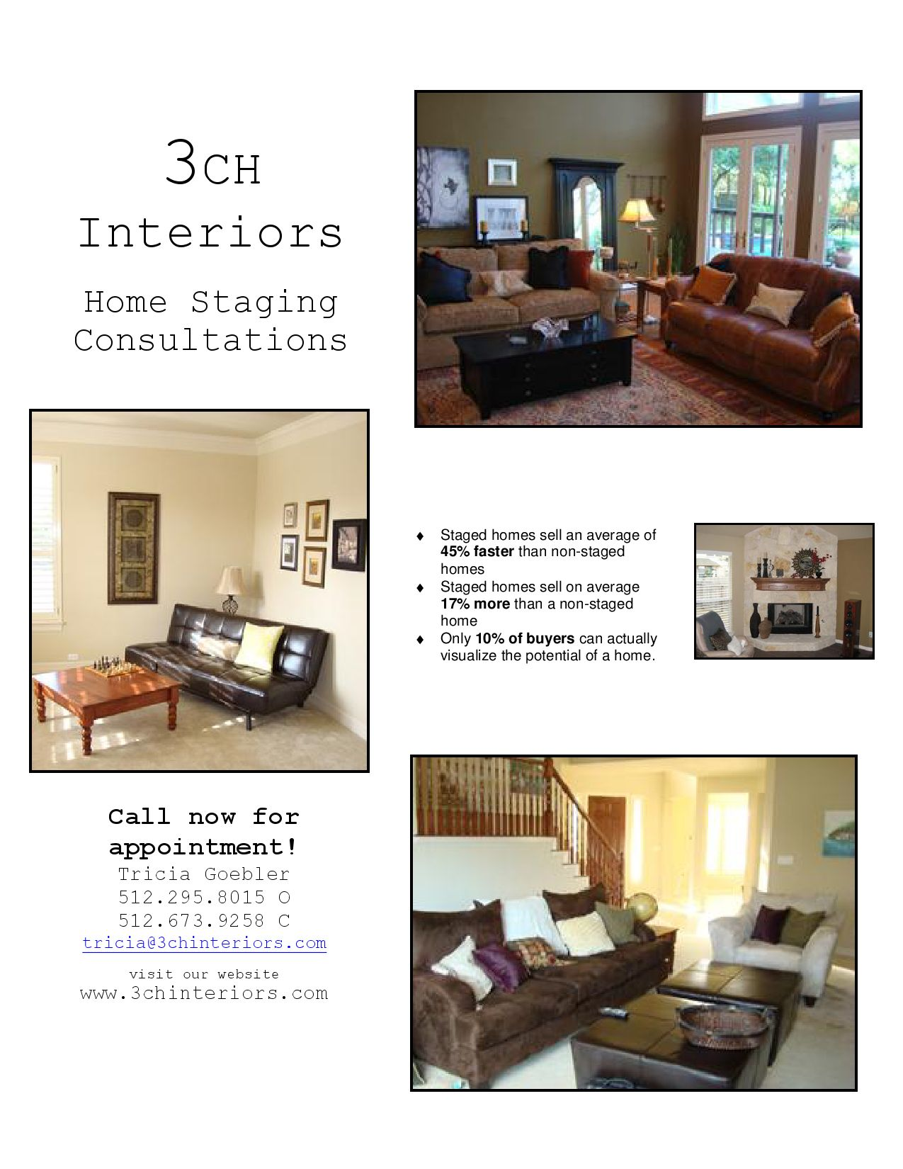 Home Staging Flyer By Marc Goebler Issuu
