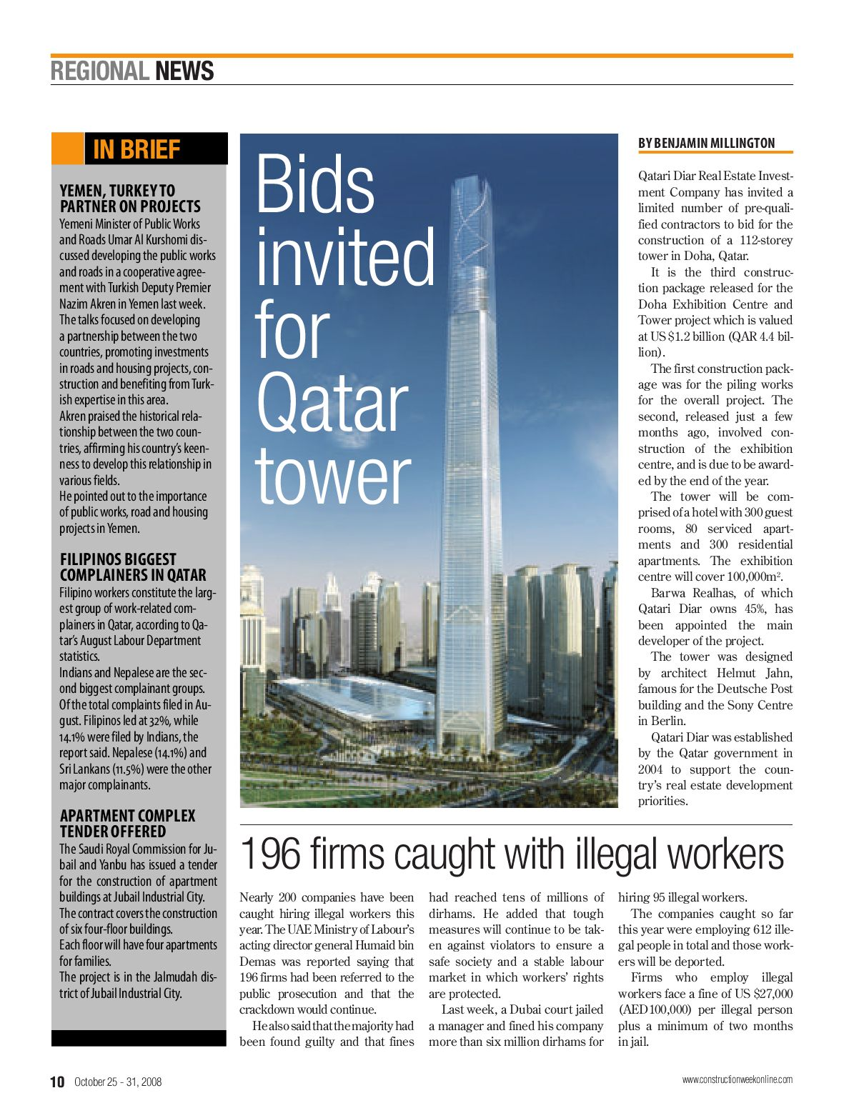 Construction Week by ITP Business Publishing - issuu