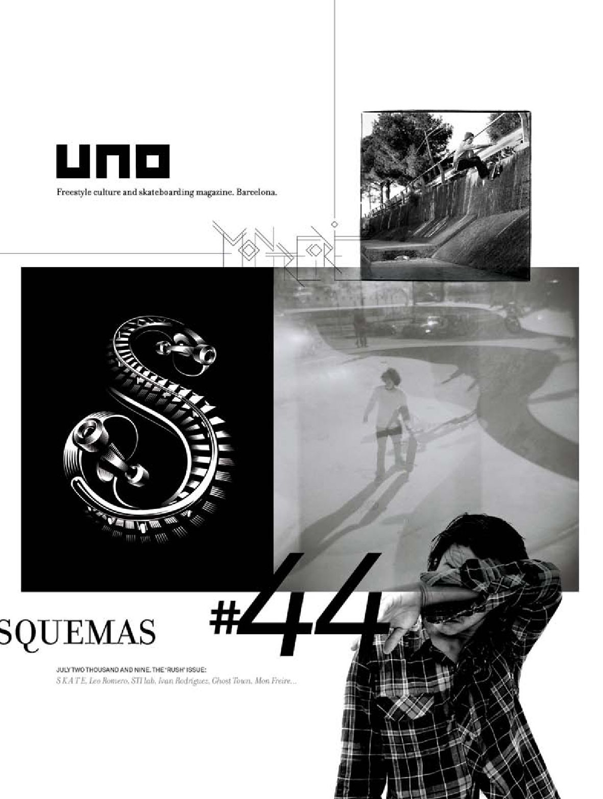 UNO MAGAZINE 44 by Snow Planet Base - issuu