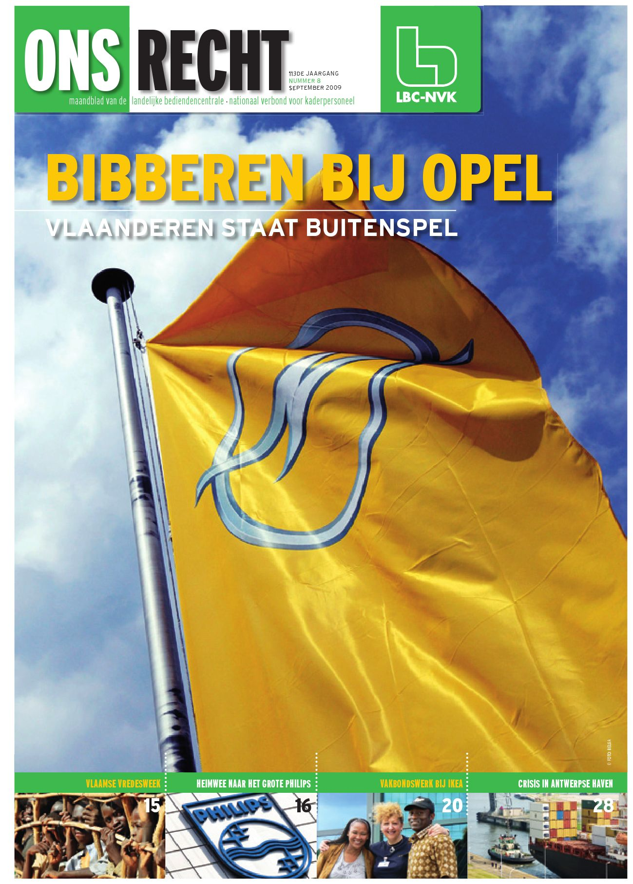 Ons Recht September 2009 By Lbc Nvk Issuu