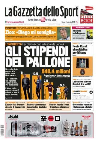 La Gazzetta dell sport 03.09 by decuzzo michael - issuu 9abbeb6cfc36