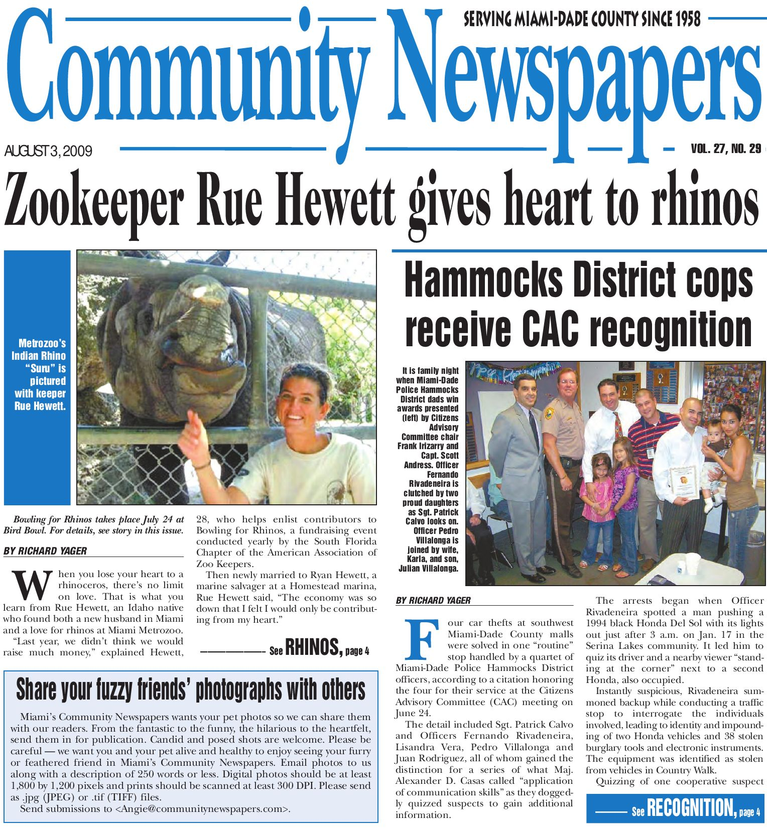 174th district court case 1430835 - Community Newspapers Legal August 3 2009 Edition Local Community News Miami Florida By Community Newspapers Issuu