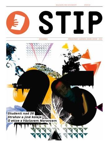 Stip Magazine December 2008 By Studenta Issuu
