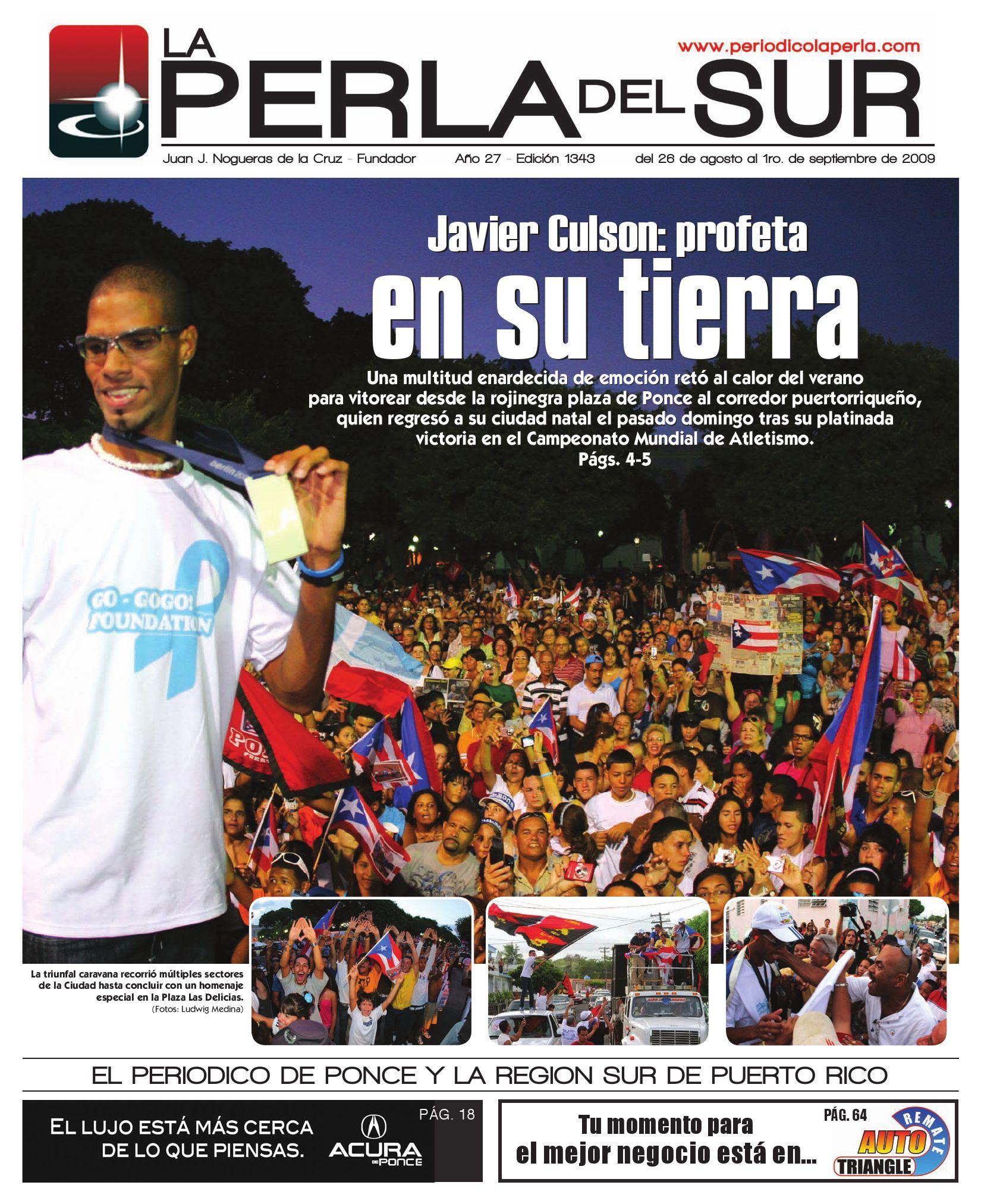 Edicion 1343 by Periódico La Perla Del Sur - issuu fc7886395e5ab