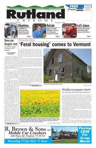 Rutland Tribune 09-05-09 by Sun Community News and Printing ... on