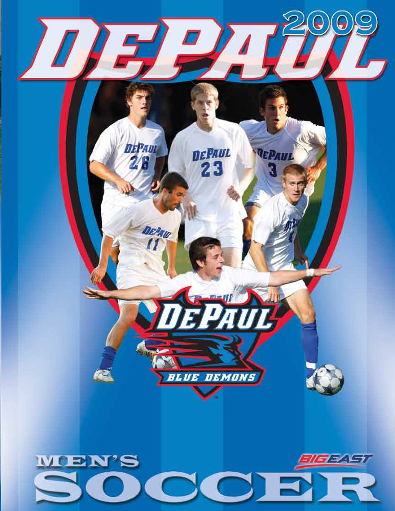 2009 DePaul Men's Soccer Media Guide by DePaul Athletics - issuu