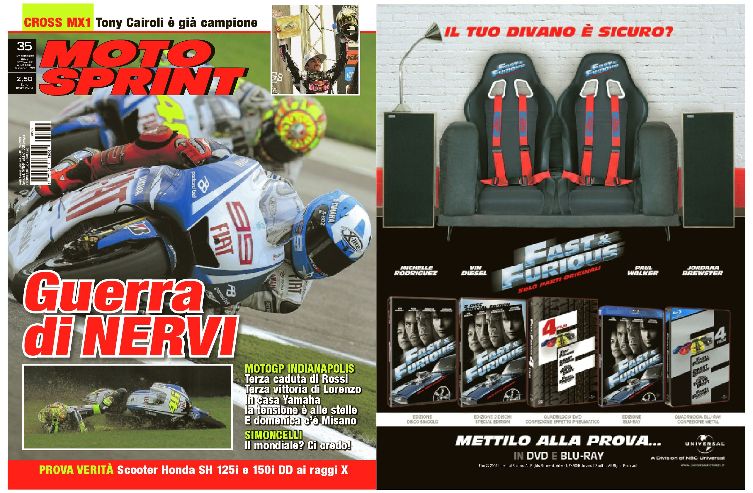 26e0ad08ea05 Motosprint#35 by Divisione Multimedia Sport Network SRL - issuu