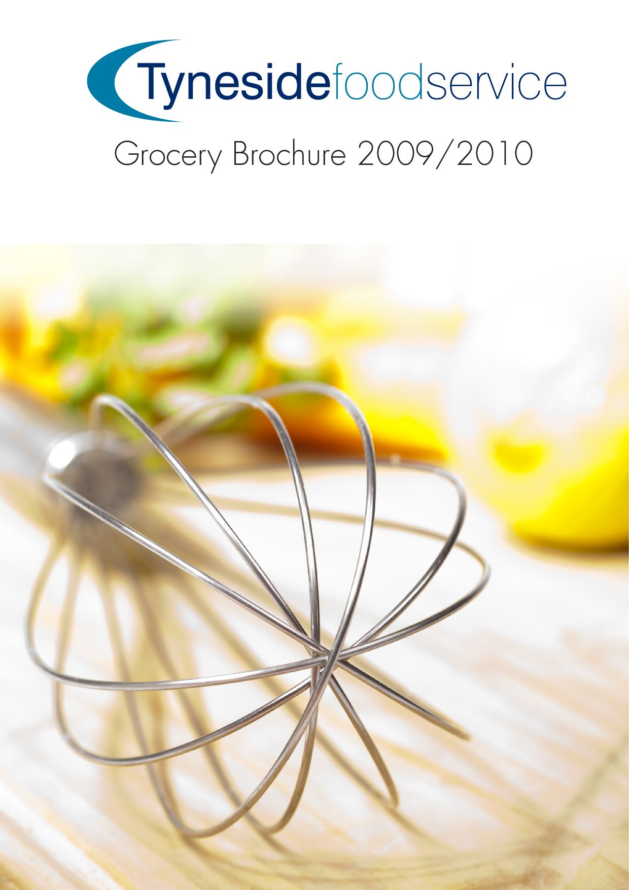 Tyneside Foodservice Grocery Brochure aw09 by Infotech 24 7 Limited