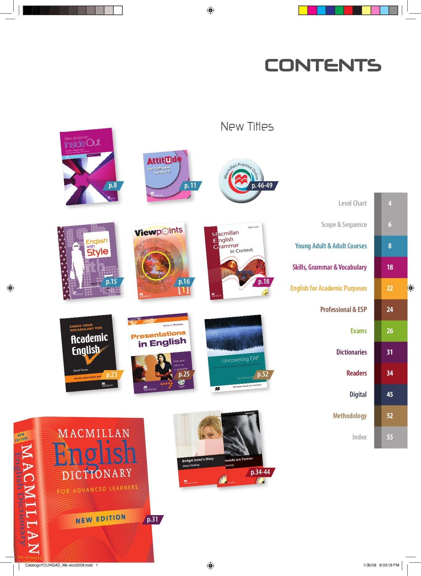 Macmillan Education Mexico Young Adults By Macmillan