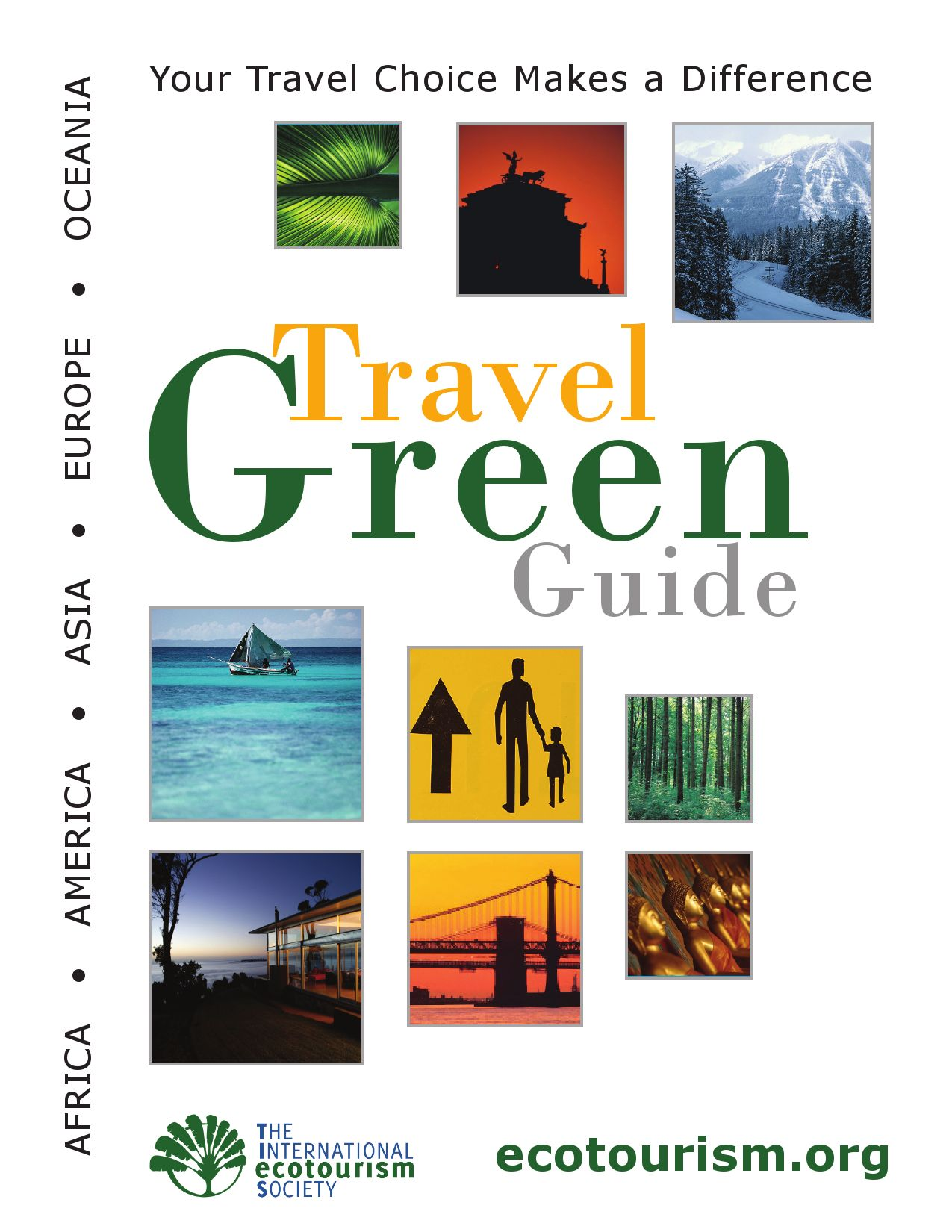 TIES Travel Green Guide 2009 By The International Ecotourism Society   Issuu