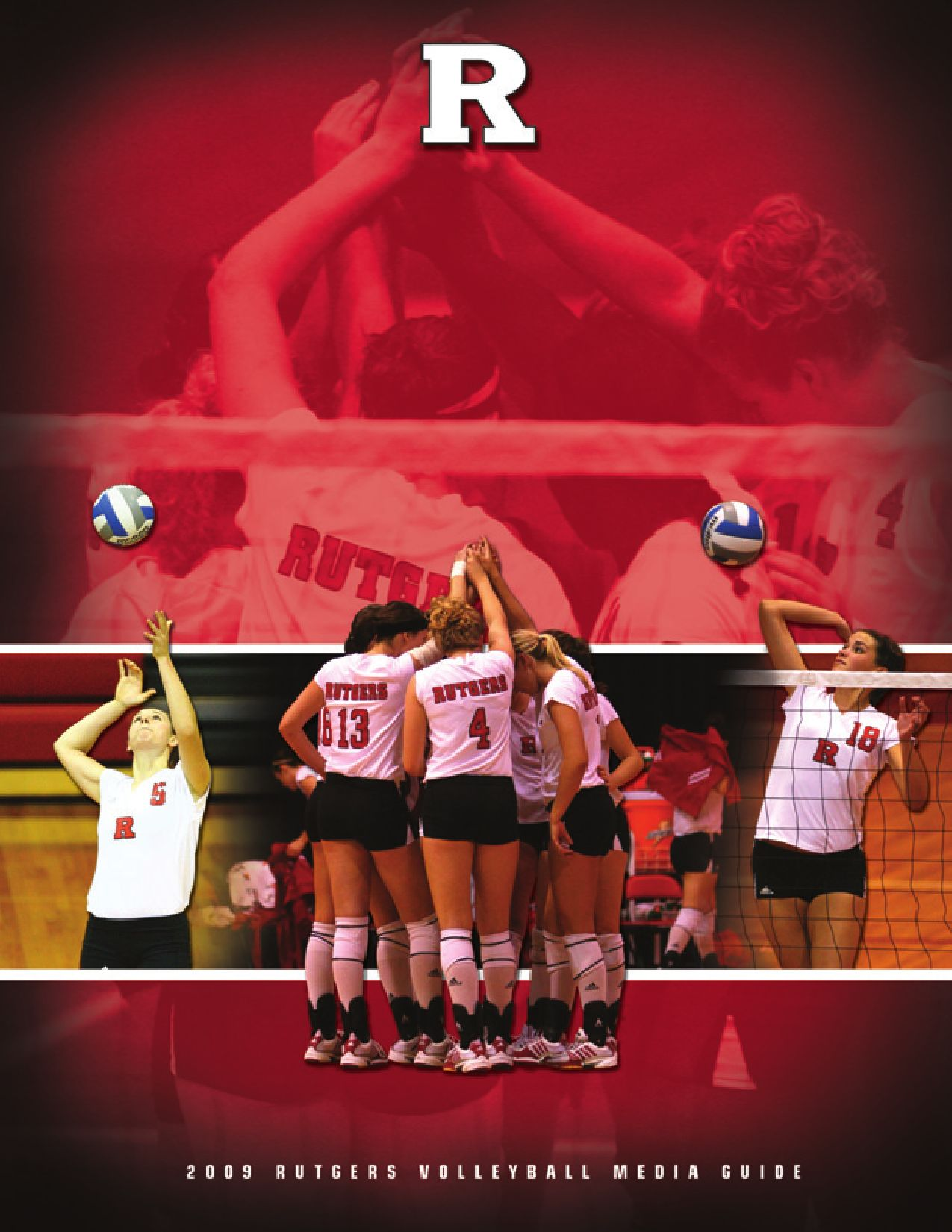 5e48d61ed6f50 2009 Rutgers Women s Volleyball Media Guide by Rutgers Athletics - issuu