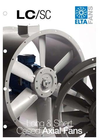 Elta Fans Lc Sc Axial Fan Brochure By Elta Group Issuu