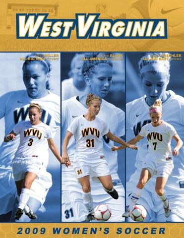 2009 West Virginia University Women s Soccer Guide by Joe Swan - issuu 5e6dbd5a9f