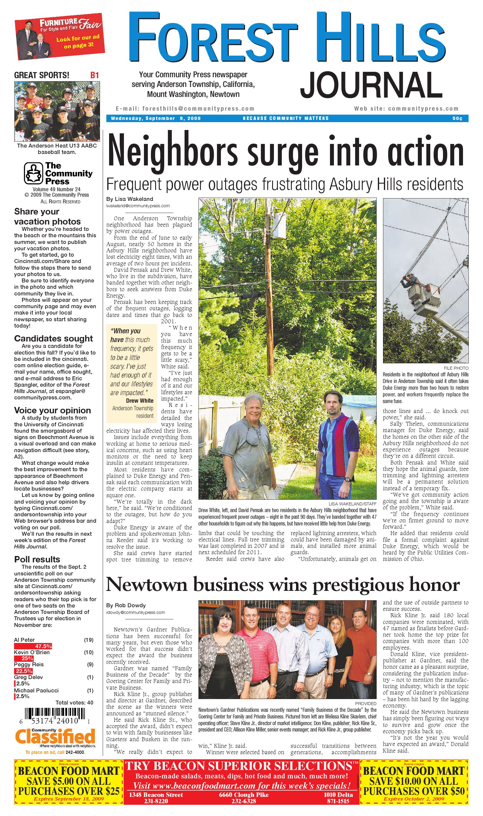 forest hills journal by Enquirer Media issuu