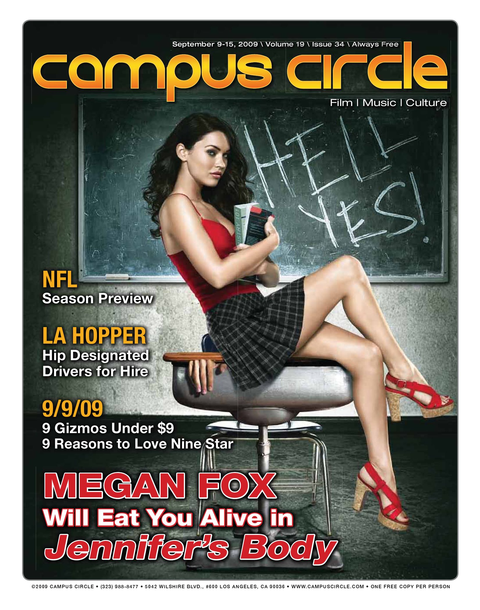 a9468ece6717 Campus Circle Newspaper Vol. 19 Issue 34 by Campus Circle - issuu