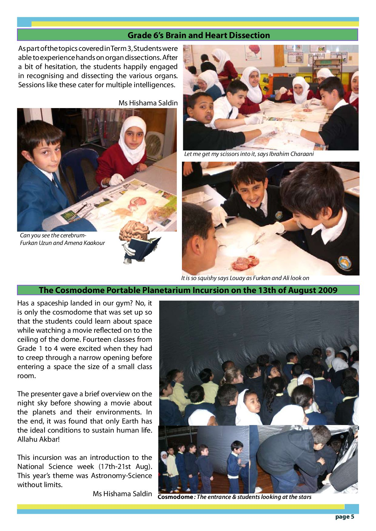 September Newsletter by Ilim College - issuu