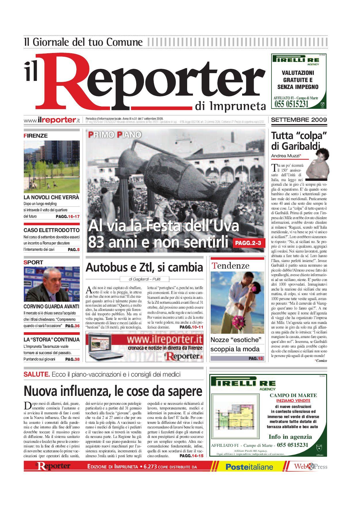 Il reporter-Impruneta-settembre 2009 by ilreporter - issuu 116914e3830b