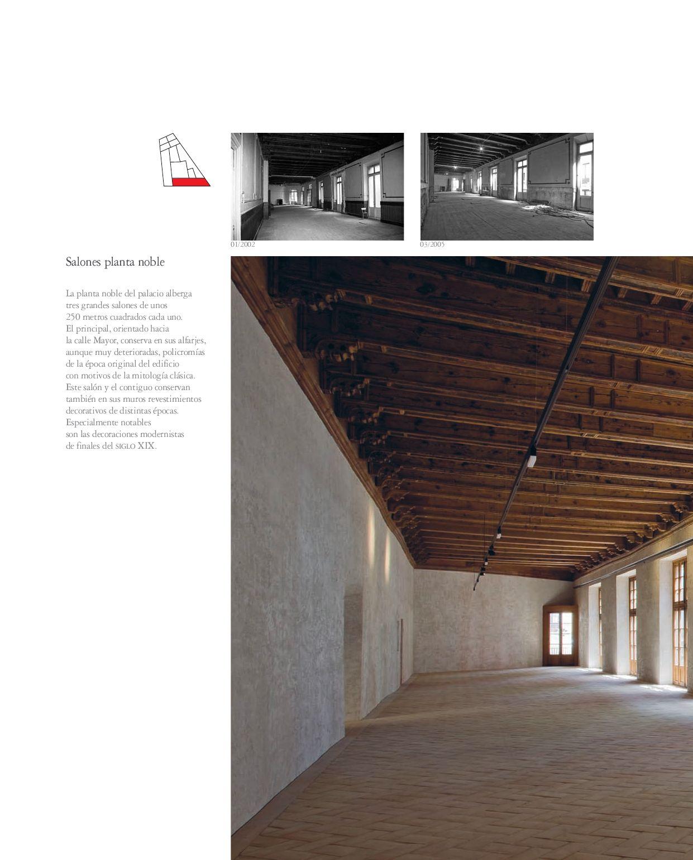 0b98f6499a7c Palacio del Condestable siglo XVI - siglo XXI by Formas de Proyectar  Ediciones
